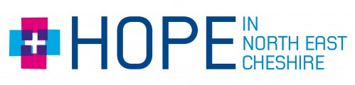 Hope in North East Cheshire Logo